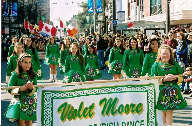 Last year's St. Patrick's Day Parade