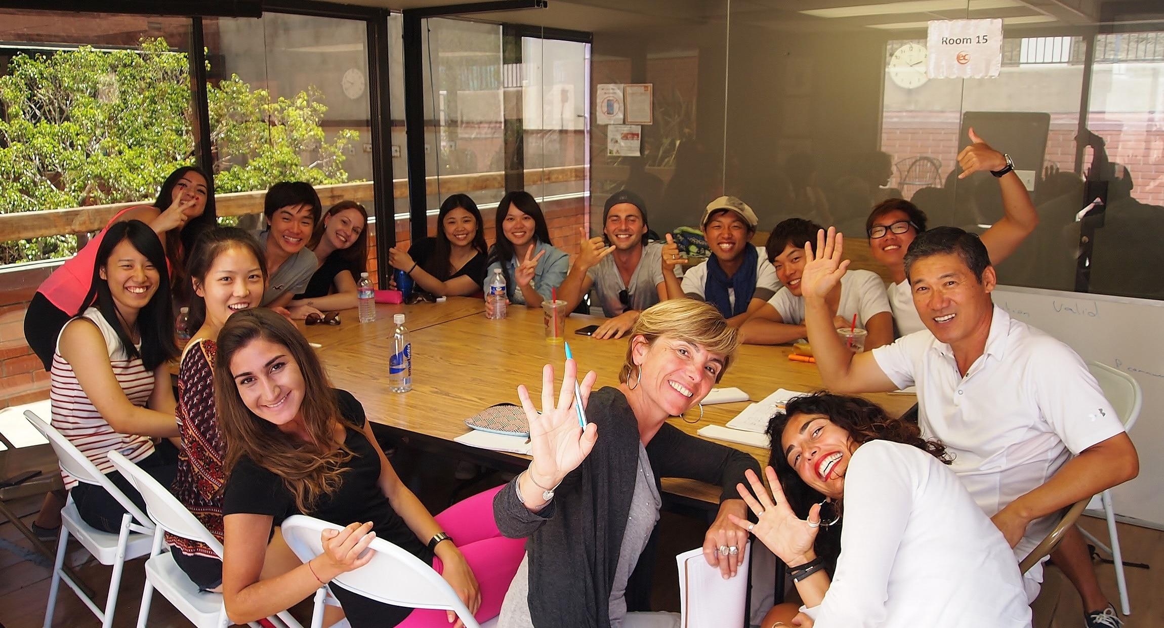 ESL San Diego: EC English Homework Club